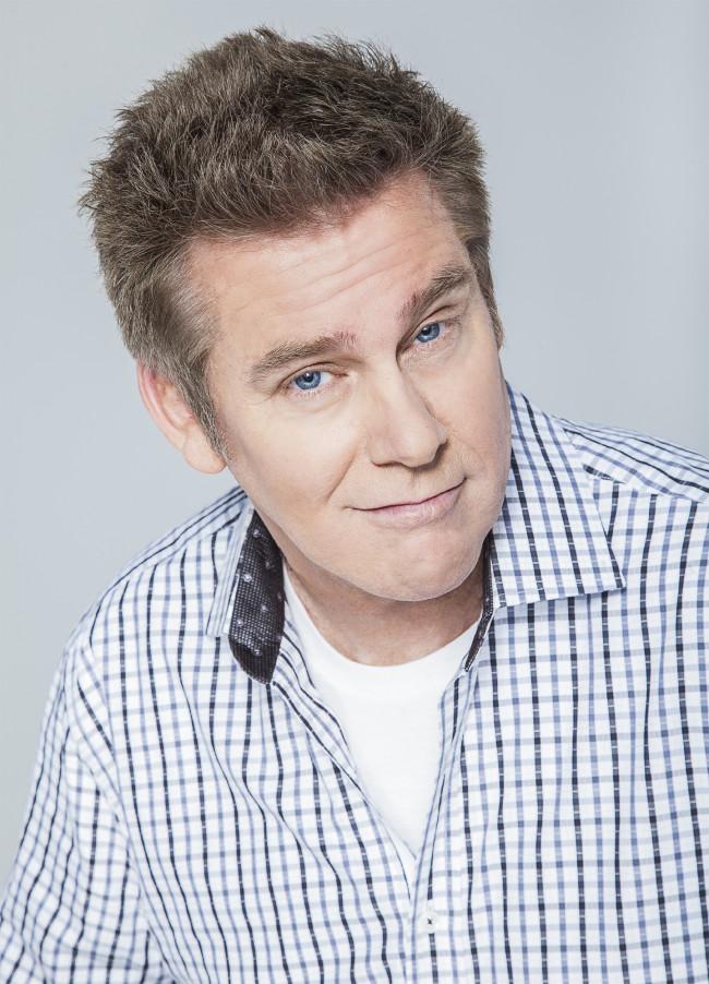 Comedian Brian Regan performs at Hershey Theatre on April 25
