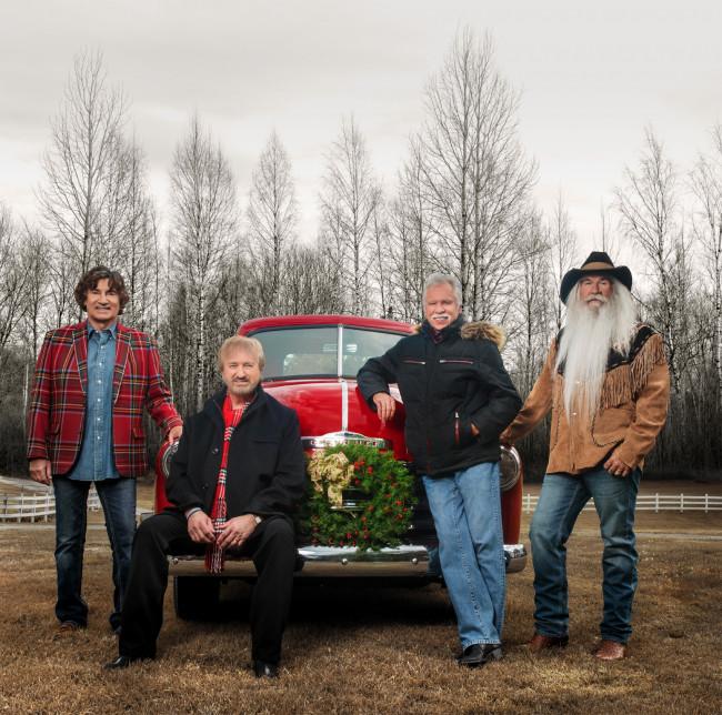 Oak Ridge Boys 'Celebrate Christmas' at Kirby Center in Wilkes-Barre on Dec. 18