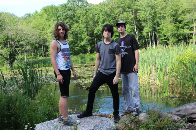 Local punk rockers Blind Choice release new 'Firing Squad' EP at Thirst T's in Olyphant on Dec. 8