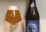 DRINK IT DOWN: Game of Thrones: Winter Is Here Witbier by Brewery Ommegang