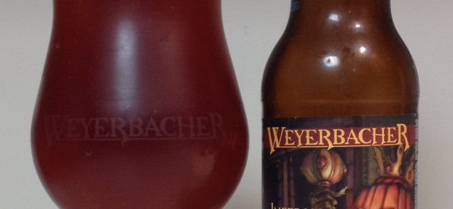 DRINK IT DOWN: Imperial Pumpkin Ale by Weyerbacher Brewing Company