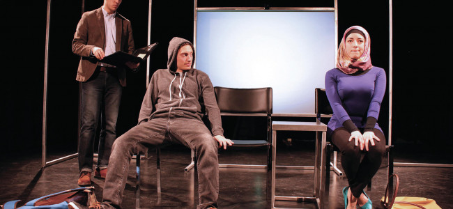 'Jabber,' a powerful play about Muslim teen, comes to Kirby Center in Wilkes-Barre on Feb. 12