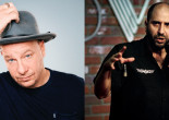 Comedians Jeff Ross and Dave Attell are back 'Bumping Mics' at Sands Bethlehem Event Center on May 24