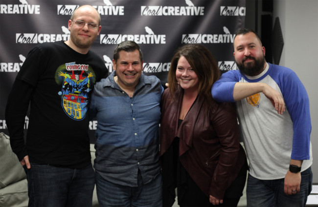 NEPA SCENE PODCAST: Playwriting, filmmaking, and reviewing movies in NEPA with Jeff Boam