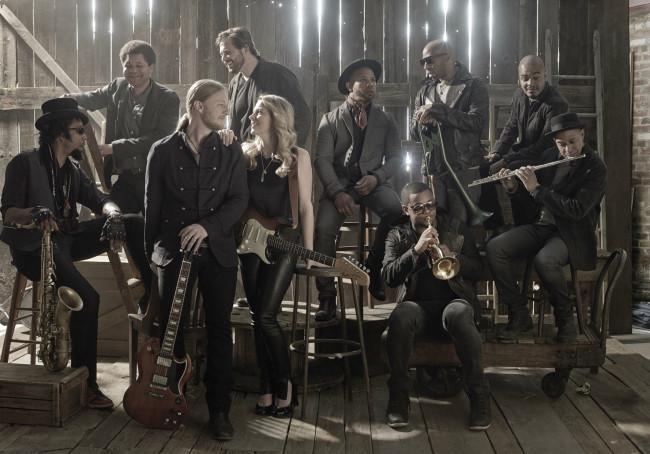Peach Fest blues rockers Tedeschi Trucks Band return to Kirby Center in Wilkes-Barre on Feb. 8