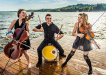 Acclaimed indie folk trio The Accidentals play at Kirby Center in Wilkes-Barre on Jan. 18