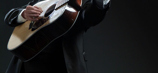 The Man in Black: A Tribute to Johnny Cash returns to Kirby Center in Wilkes-Barre on Jan. 27