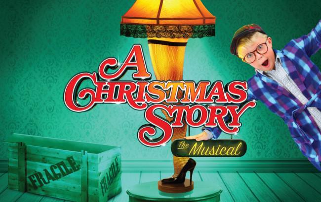 'A Christmas Story: The Musical' kicks off the holidays at Scranton Cultural Center Nov. 17-19