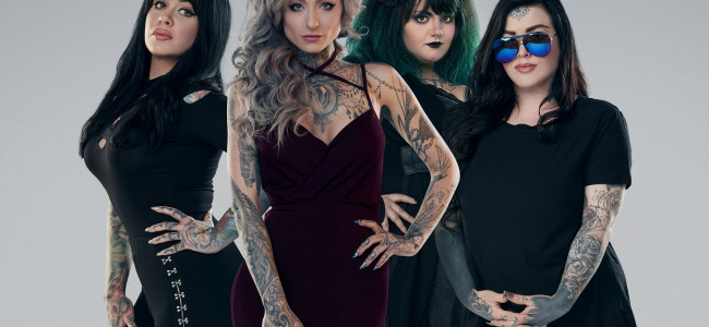 'Ink Master: Angels,' starring Kingston tattoo artist Ryan Ashley Malarkey, renewed for 2nd season