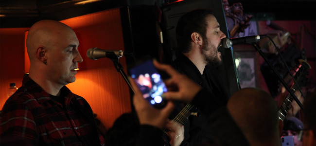 REVIEW: Breaking Benjamin rewards hometown fans with surprise acoustic show in Luzerne