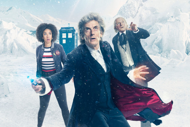 'Doctor Who' Christmas special with Peter Capaldi send-off screens in NEPA theaters Dec. 27-28