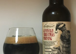 DRINK IT DOWN: Kentucky Christmas Morning Gingerbread Stout by Hardywood Park Craft Brewery