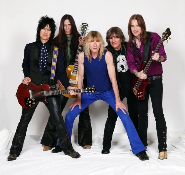 Kix replaces Vince Neil at grand opening of Susquehanna Valley Event Center in Selinsgrove on Sept. 5