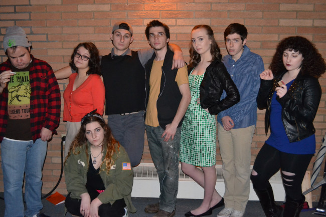 'Dog Sees God' reimagines Peanuts as real teenagers at Act Out Theatre in Taylor Jan. 12-14