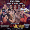ECPW Rock & Wrestling takes over Sherman Theater in Stroudsburg on Jan. 19
