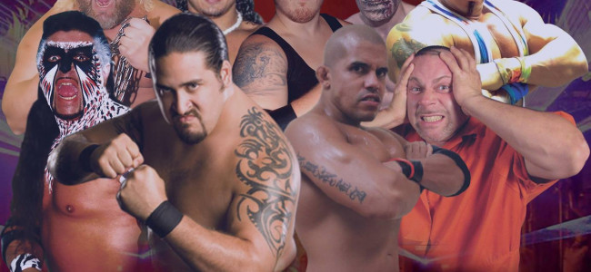 ECPW Rock & Wrestling takes over Sherman Theater in Stroudsburg on Jan. 19