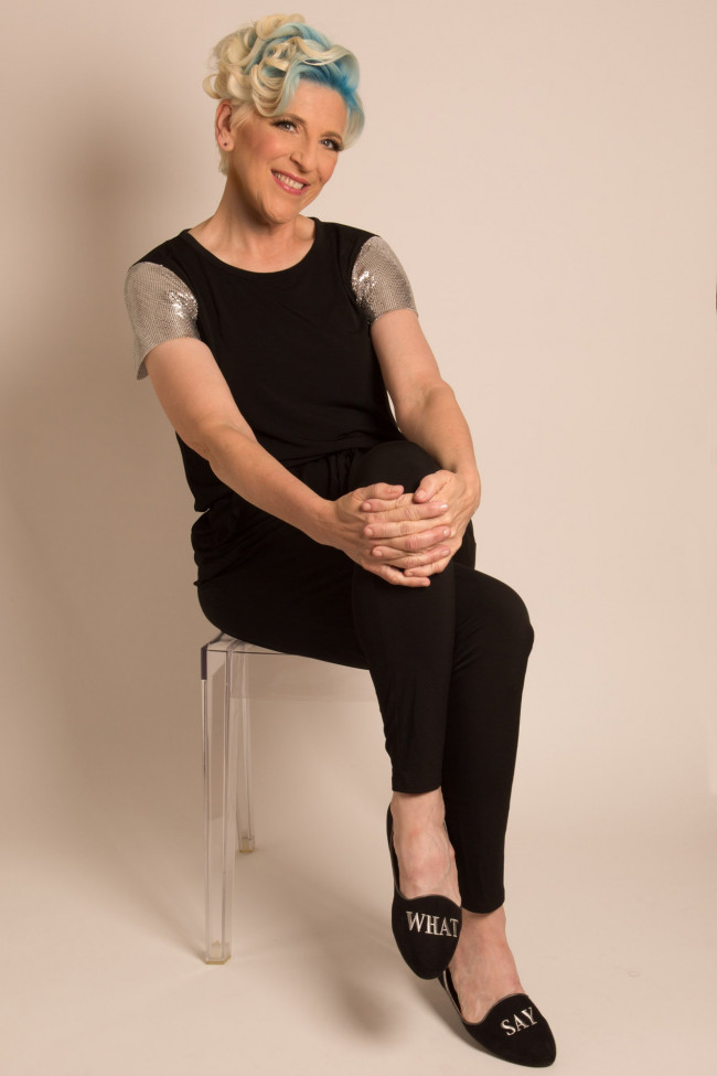Comedy's Queen of Mean Lisa Lampanelli is back at Sands Bethlehem Event Center on May 12