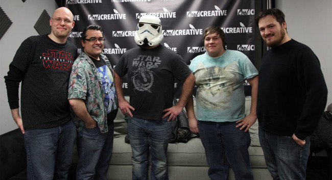NEPA SCENE PODCAST: 'Star Wars: The Last Jedi' Holiday Special (spoiler discussion)