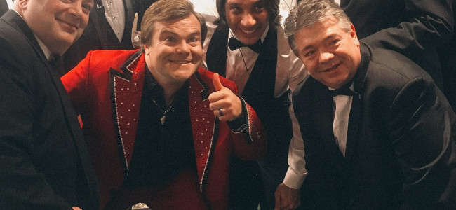 VIDEOS: NEPA musicians perform with 'Polka King' Jack Black on 'Colbert' and 'Today' show