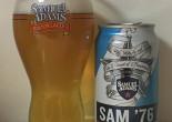DRINK IT DOWN: Sam '76 Ale/Lager by Samuel Adams (Boston Beer Company)