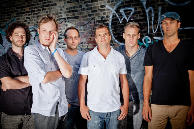 Peach Fest prog rockers Umphrey's McGee return to Penn's Peak in Jim Thorpe on March 21