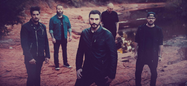 STREAMING: Wilkes-Barre's Breaking Benjamin sheds 'Blood' in heavy new track