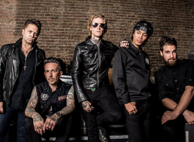 Following new album release, Buckcherry hits Penn's Peak in Jim Thorpe on March 28