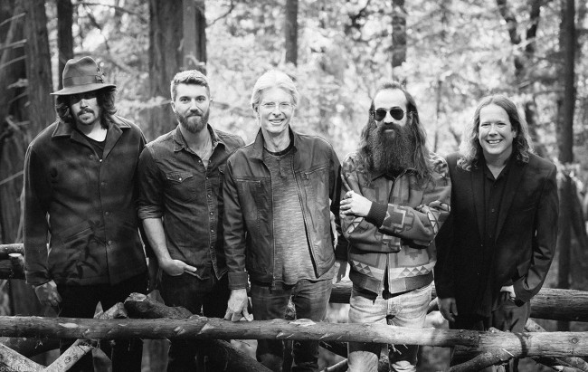 Initial Peach Music Festival lineup announced with Phil Lesh, Gov't Mule, Dickey Betts, and more
