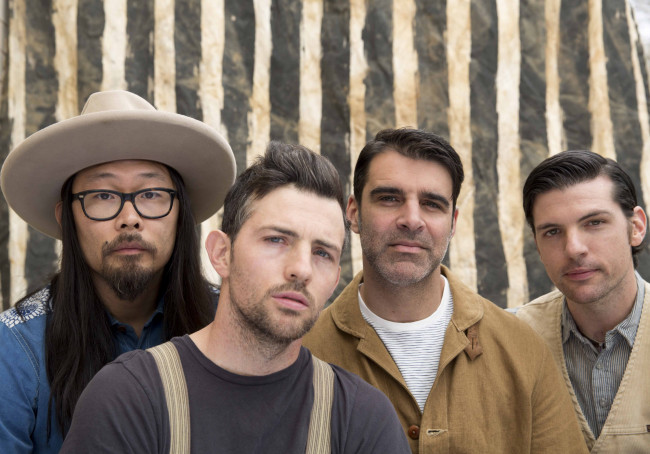 Folk rockers The Avett Brothers return to SteelStacks in Bethlehem on Aug. 17