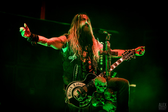 Black Label Society returns to Sherman Theater in Stroudsburg with Obituary and Prong on Nov. 6