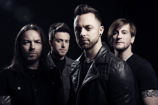 Metal bands Bullet for My Valentine and Trivium rock Sherman Theater in Stroudsburg on May 18