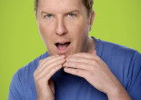 Comedian and actor Nick Swardson makes 'Too Many Smells' at Sands Bethlehem Event Center on May 17