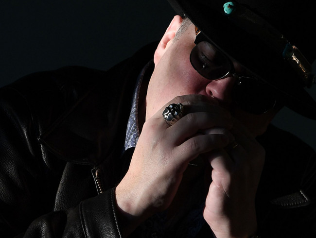 John Popper of Blues Traveler is first act announced at RiverJazz Festival in Bethlehem on May 2