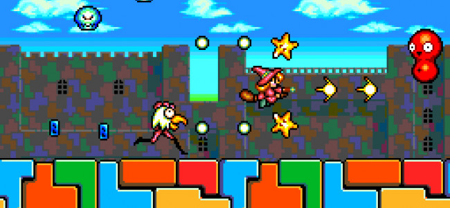 TURN TO CHANNEL 3: TurboGrafx-16's 'Magical Chase' is a crazy ride with a crazier price tag