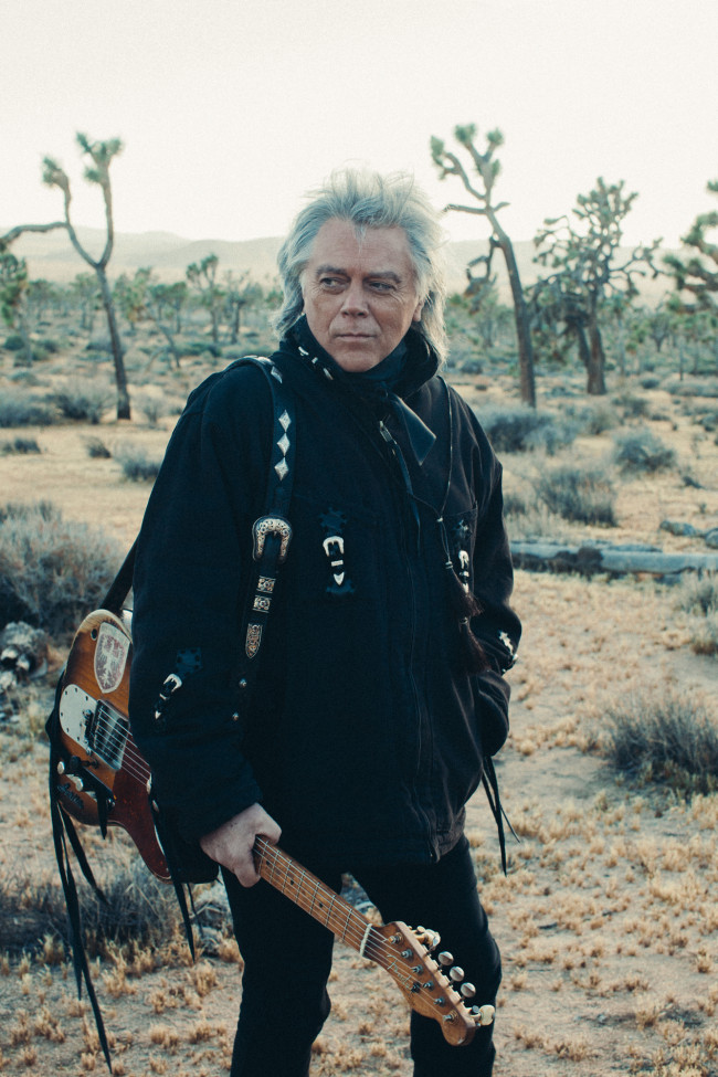 Grammy-winning country legend Marty Stuart plays at Penn's Peak in Jim Thorpe on May 18