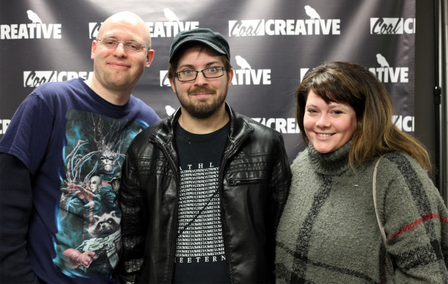 NEPA SCENE PODCAST: Creating punk rock music, comics, animation, and videos with Tedd Hazard
