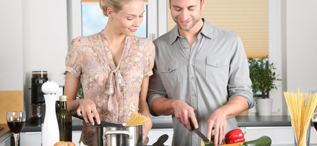 Single and couple adult cooking classes now offered at Lackawanna College in Scranton