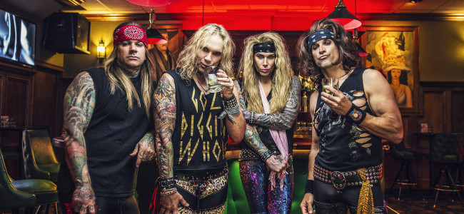 Comedic glam metal band Steel Panther brings Sunset Strip to Sherman Theater in Stroudsburg on July 25