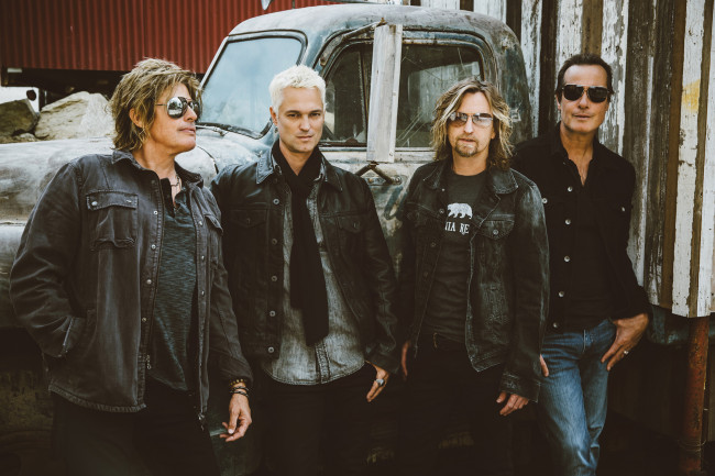 Multi-platinum rockers Stone Temple Pilots return to Sherman Theater in Stroudsburg on May 29