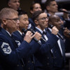 Air Force's Singing Sergeants perform free concert at Marywood University in Scranton on Feb. 22