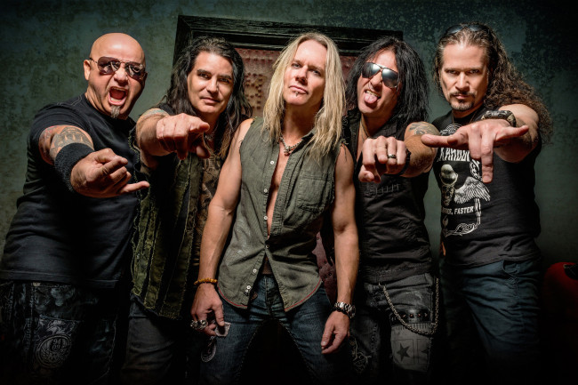 Glam metal hitmakers Warrant and FireHouse play at Penn's Peak in Jim Thorpe on Nov. 23