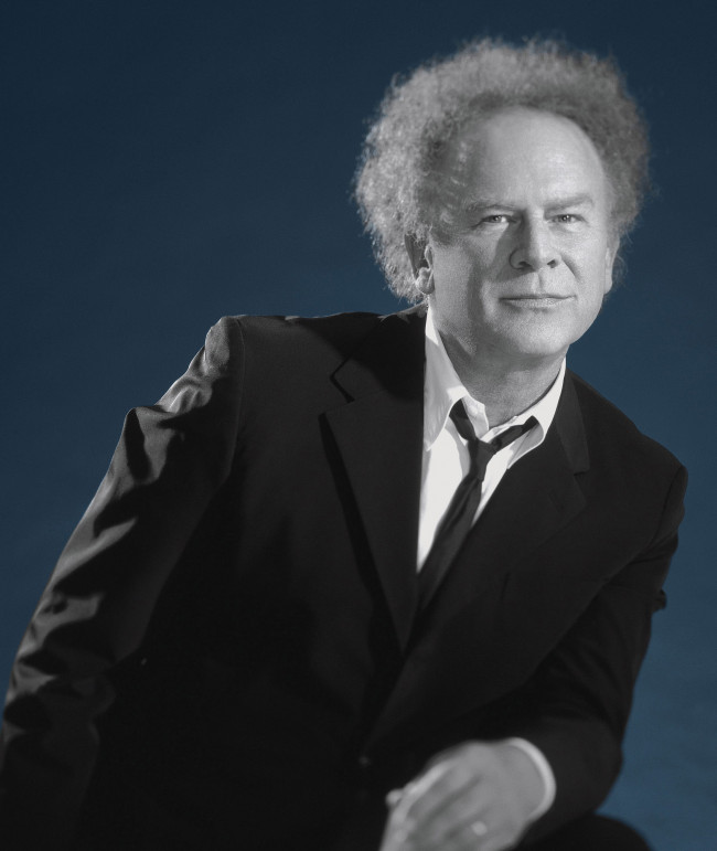 Rock and Roll Hall of Fame icon Art Garfunkel performs at Kirby Center in Wilkes-Barre on May 8