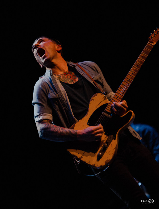 PHOTOS: Alt 92.1 Snow Show with Dashboard Confessional, Tigers Jaw, AJR, and SYML in Wilkes-Barre, 01/28/18