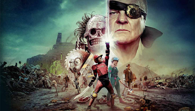 CULT CORNER: 'Turbo Kid' is all the post-apocalyptic '80s nostalgia you'll ever need