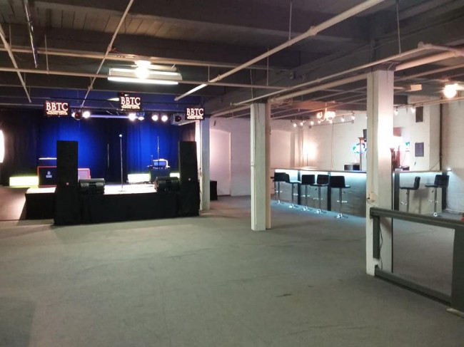 From wrestling to music, Back Breakers Training Center in Scranton now hosting all-ages concerts