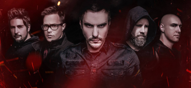 STREAMING: 'Save Yourself' with new Breaking Benjamin single before album drops on April 13
