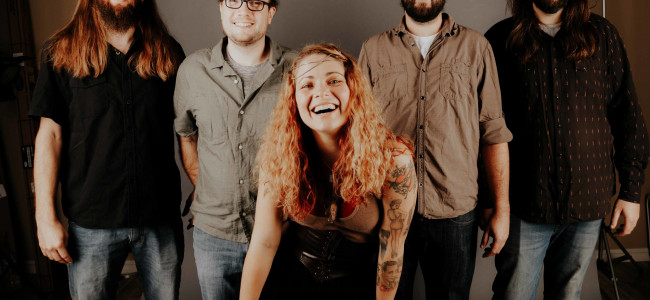 VIDEO INTERVIEW/PHOTOS: Hayley Jane and the Primates return to NEPA for Jazz Cafe and Peach Music Festival shows