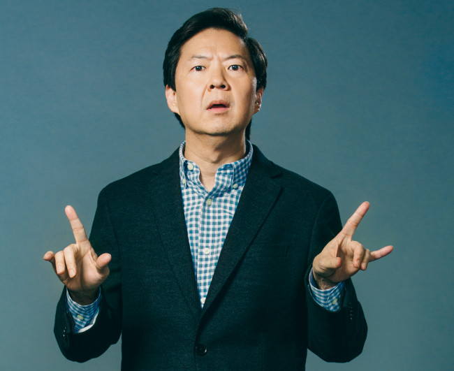 Comedian and 'Hangover' star Ken Jeong tells jokes at Sands Bethlehem Event Center on June 9