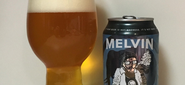 DRINK IT DOWN: Melvin Brewing's Hubert MPA may be the best pale ale on the market