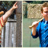 Meet 'The Sandlot' actor Patrick Renna during RailRiders game at PNC Field in Moosic on July 28